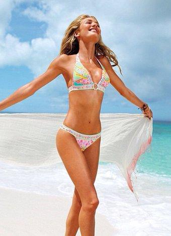 Mutluluk veren canlandırıcı diyet programı yaz bikini bacak 1