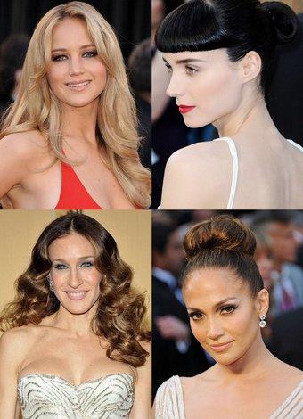 Son yılların en iyi Oscar saç ve makyajları oscar sac makyaj 1