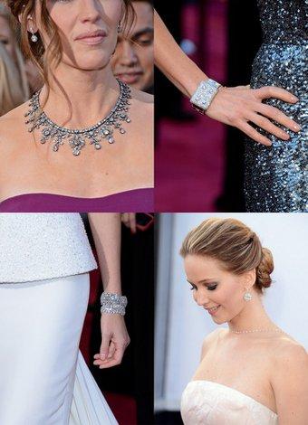 2013 Oscar mücevherleri oscar 2013 mucevher 1