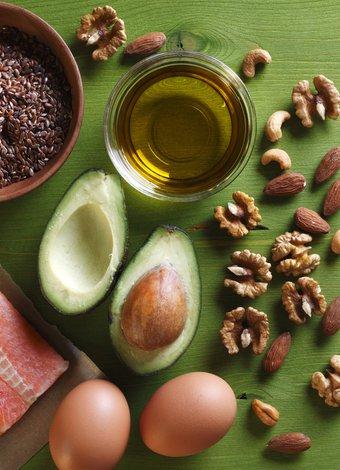 omega3 protein avokado