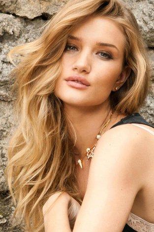 En iyi saç bakım yağları rosie huntington whiteley 1