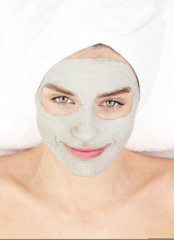 kil maskesiyle cilt bakımı2