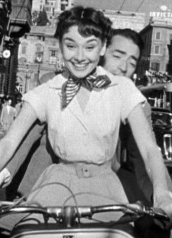 İtalya'da geçen en güzel 11 film roman holiday roma 2
