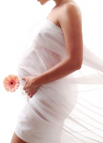 Normal doğum yapan ünlüler hamile 1