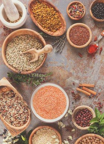 Hiç bilmediğiniz 10 bitkisel protein kaynağı
