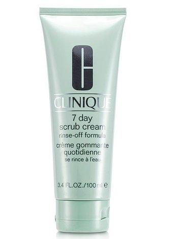 En iyi peeling ürünleri Clinique 7 Day Scrub Cream Rinse Off Formula