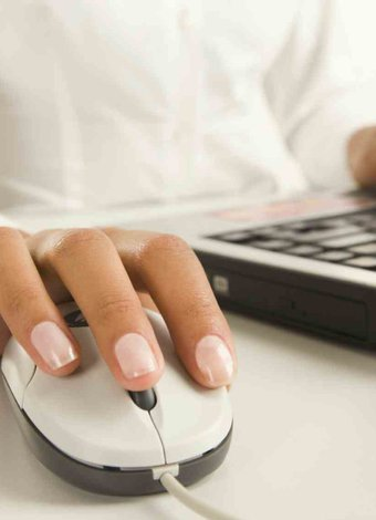 Blog yazarı annelerden yeni annelere tavsiyeler bilgisayar mouse 1