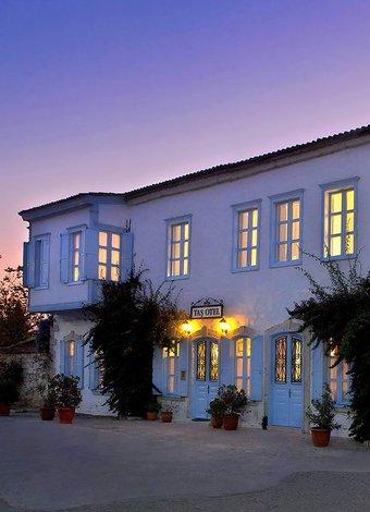Çeşme ve Alaçatı'nın en güzel butik otelleri tas otel alacati 2