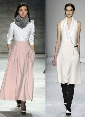 New York Moda Haftası'nın Öne Çıkan Trendleri 2014 sonbahar trend 1
