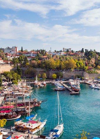 Bayram için şipşak tatil programı önerileri Akdeniz bölgesi
