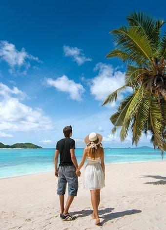 Yeni evli çiftler için popüler balayı rotaları