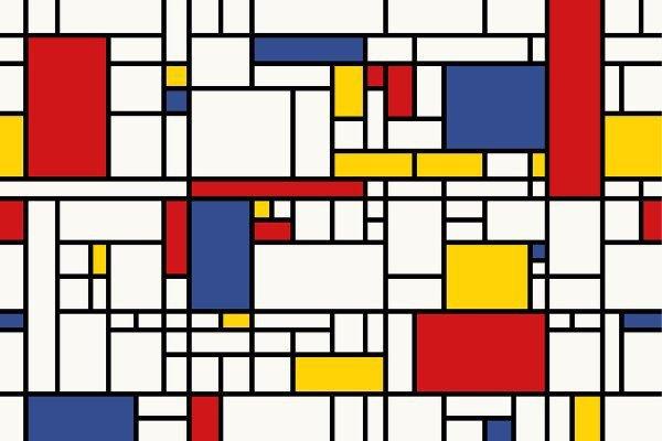 Piet Mondrian resmi