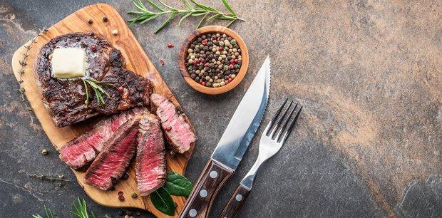 Kırmızı et tüketimi