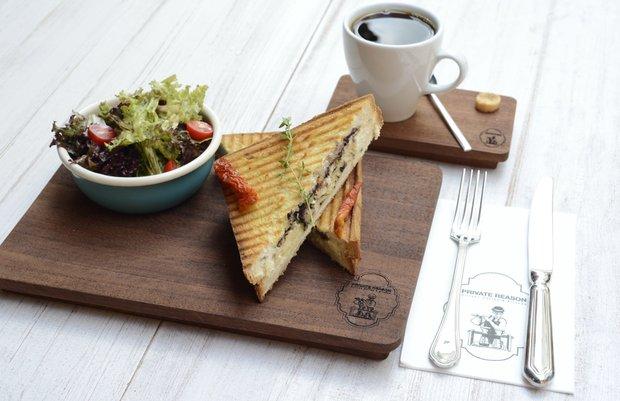 PRIVATE REASON Artisan Coffee & Kitchen