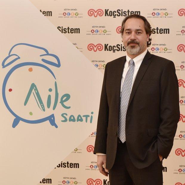 KoçSistem Genel Müdürü Mehmet Ali Akarca