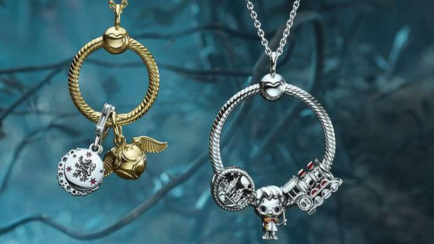 Harry Potter x Pandora kapsül koleksiyonu