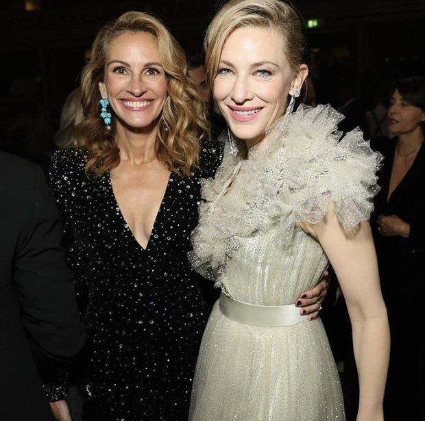 Julia & Cate