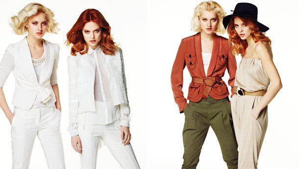 Moda bluzlar yaz 2011 yazında 79