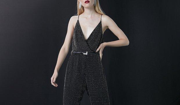 İpekyol gece elbisesi - yılbaşı konsepti