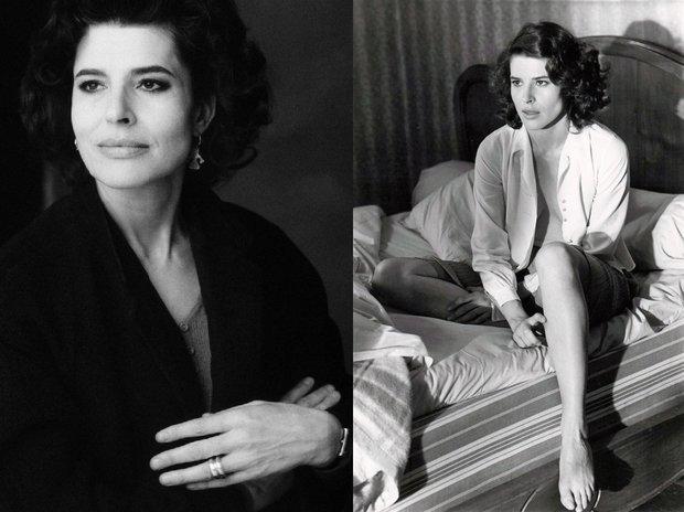 Fransız Oyuncu Fanny Ardant
