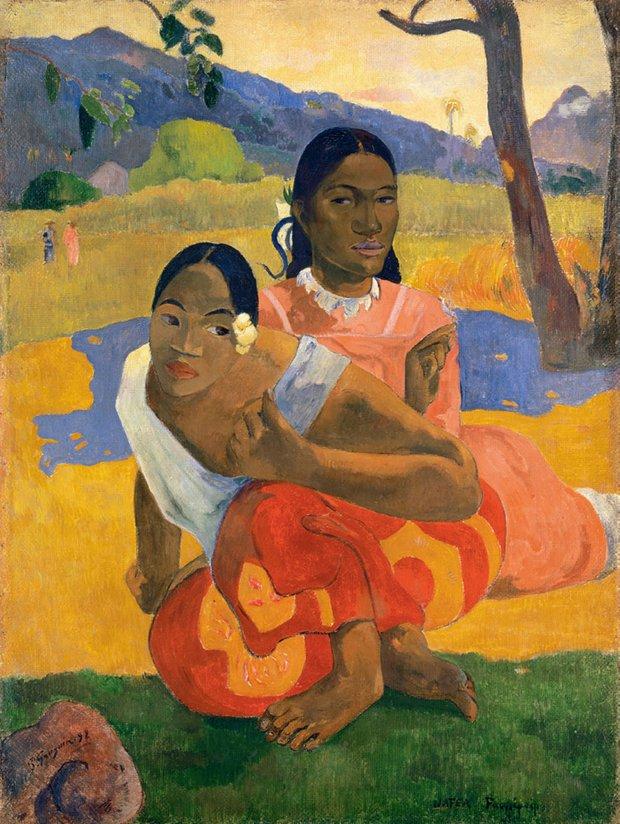 Nafea Faa Ipoipo? Paul Gauguin