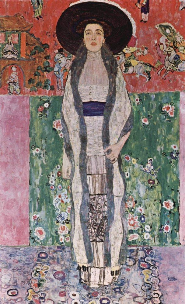 Adele Bloch-Bauer II, Klimt