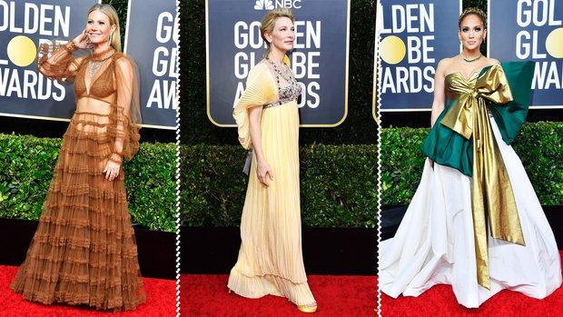 Golden Globe, en iyi görünümleri