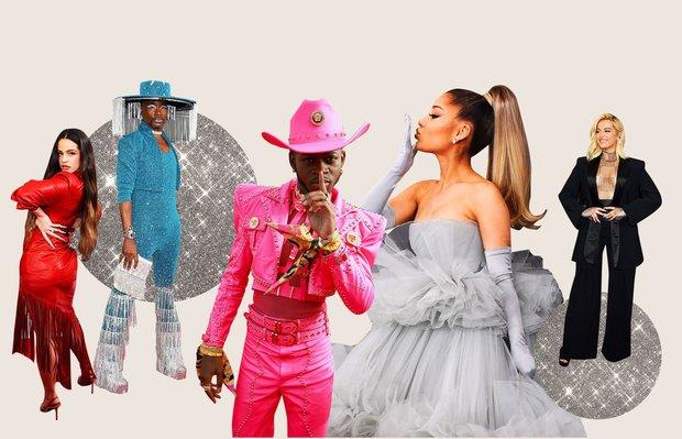 2020 Grammy Ödülleri en şıkları ve en rüküşleri