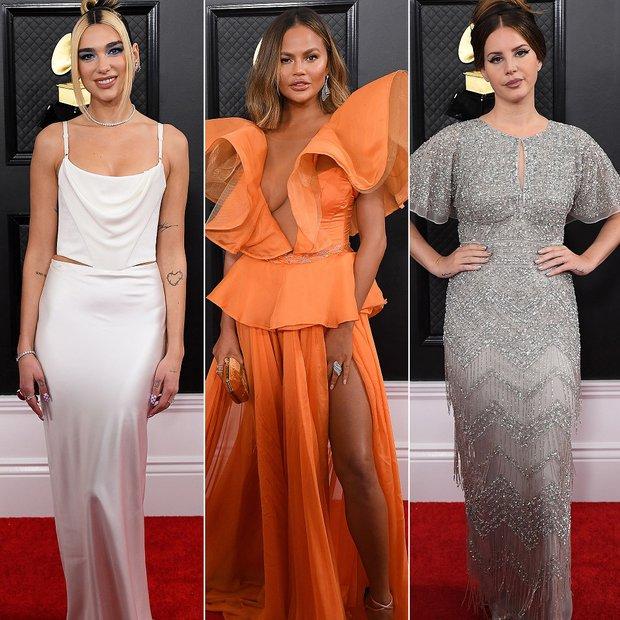 2020 Grammy Ödül Töreni en şıkları