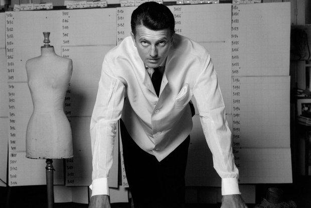 Bir moda ikonu: Hubert de Givenchy