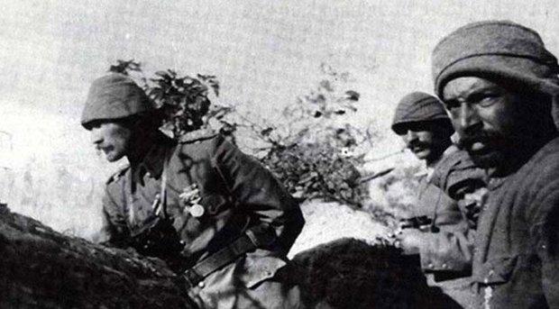 Atatürk - Çanakkale Savaşı