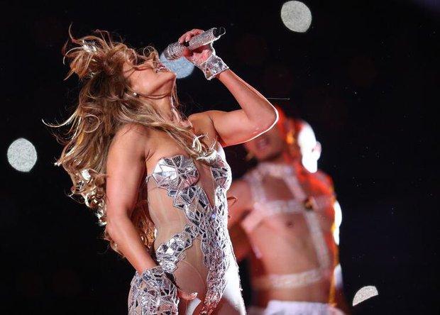 Jennifer Lopez kostüm