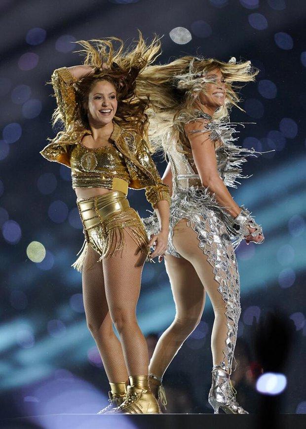 Shakira ve JLo
