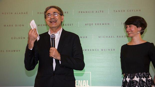 Orhan Pamuk İstanbul Bienali Konuşması