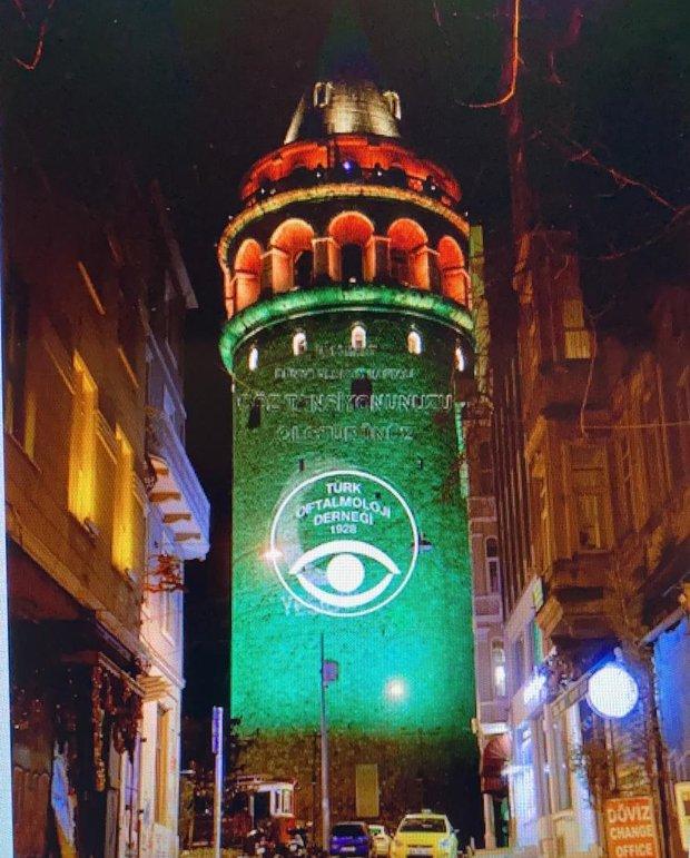 Glokom - Galata Kulesi