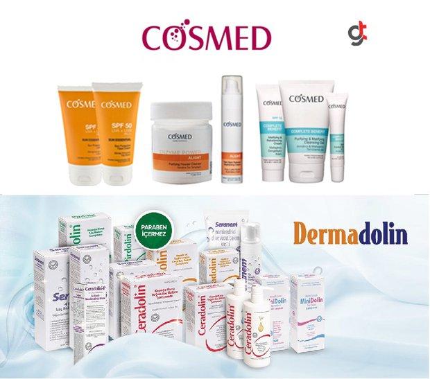 Derrmadolin& Cosmed | Yerli dermokozmetik markaları