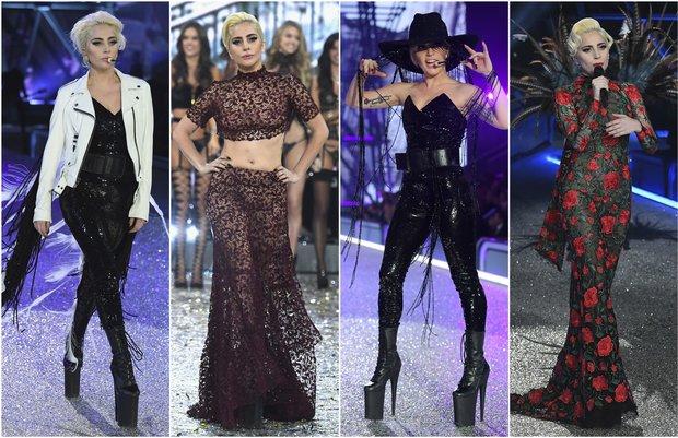 Victoria's Secret Fashion Show 2016 herkesi büyüledi
