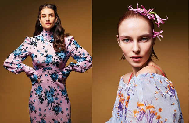 Essential Looks'un Let It Bloom trendi