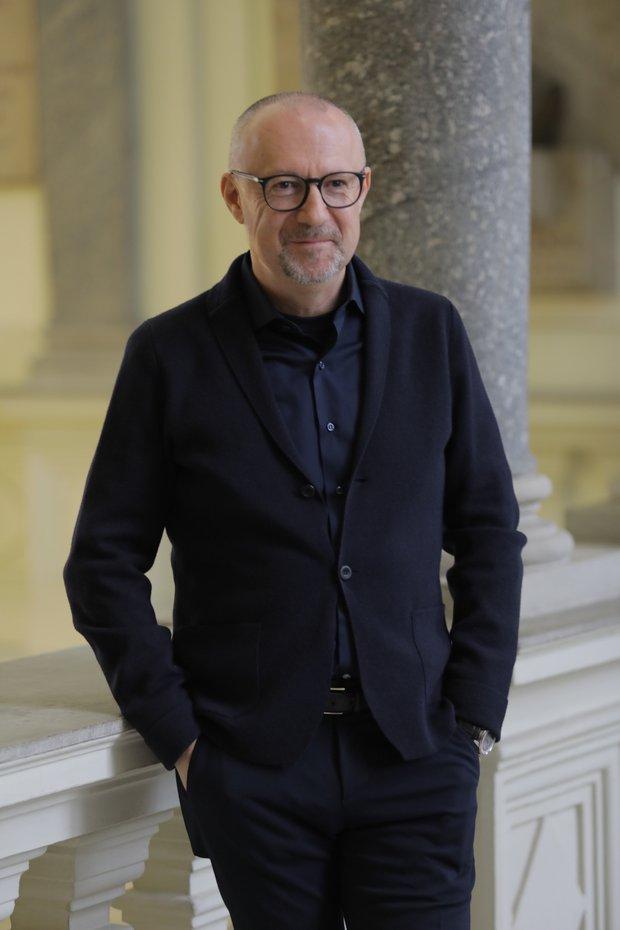 Calzedonia Group'un başkanı Sandro Veronesi