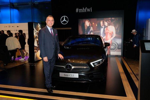 Mercedes-Benz Türk Otomobil Grubu İcra Kurulu Üyesi Şükrü Bekdikhan