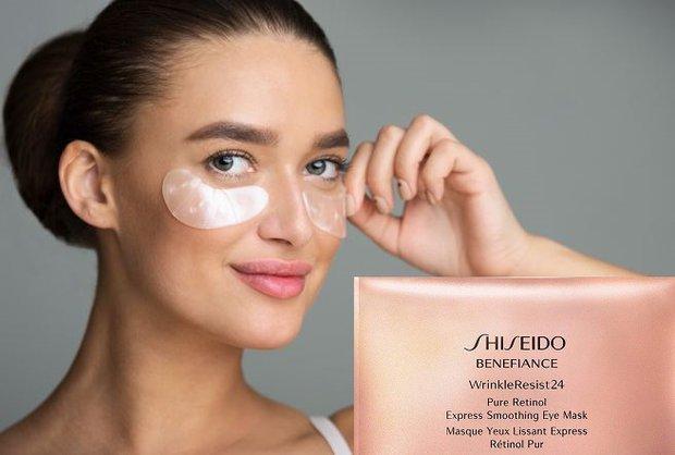 Stresli dönemlere özel cilt bakım ürünleri - Göz maskesi