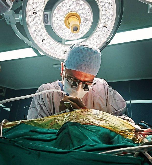 Cem Arıtürk, ameliyat