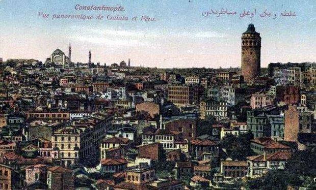 İstanbul Pera Bölgesi