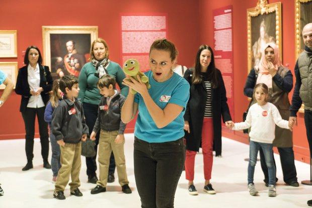 Pera Müzesi 23 Nisan etkinlikleri