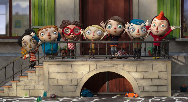 Kabakçığın hayatı animasyon film