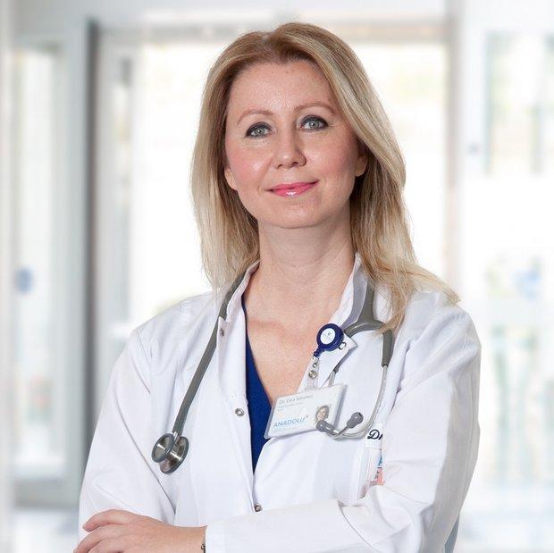 Göğüs Hastalıkları Uzmanı Dr. Esra Sönmez