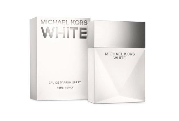 michael kors white with carton yeni parfum