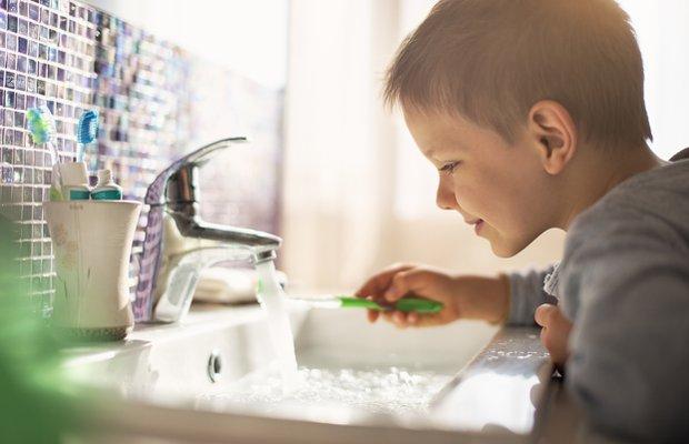 Çocuklarda diş fırçalamanın önemi