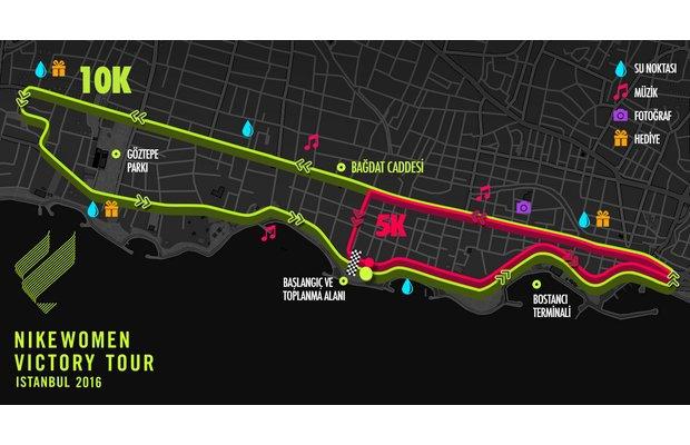 Nike Women Victory Tour ile koşuya hazır mısınız?