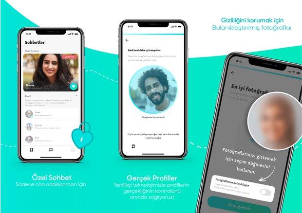 Ciddi ilişki arayanlar için mobil uygulama